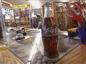 FULL 6 1/2 OZ COCA COLA BOTTLE, BOTTLE FOR GREENWOOD MISS